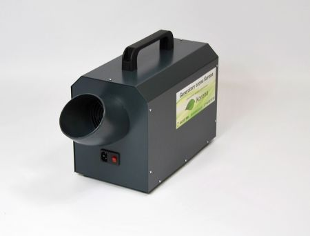 Ozonowanie pomieszczeń za pomocą generatorów ozonu - zalety i zastosowanie