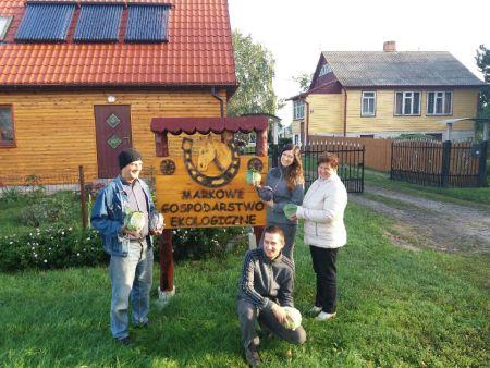 Cztery gospodarstwa z województwa lubelskiego zakwalifikowane do ogólnopolskiego projektu grantowego dla rolników ekologicznych!