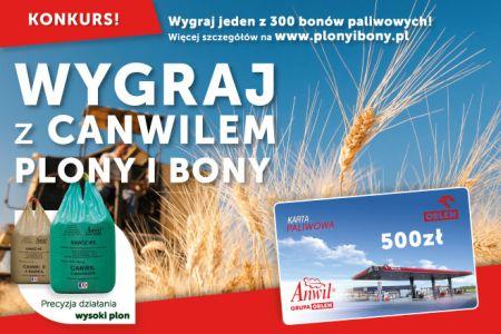 """Znamy zwycięzców konkursu """"Plony i bony"""""""