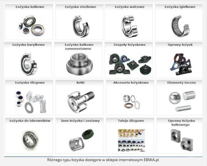 Kup części i elementy budowy maszyn przez internet!