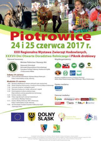 Święto dolnośląskiego rolnictwa po raz kolejny w piotrowicach
