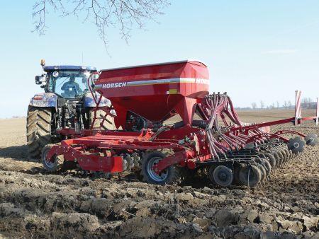 SIEW istotnym elementem agrotechniki w uprawach jarych