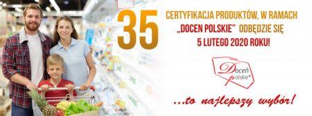 Polscy producenci żywności przygotowują się do XXXV certyfikacji żywności