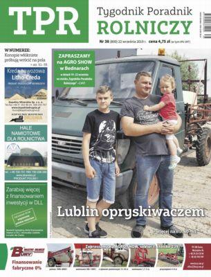Tygodnik Poradnik Rolniczy w nowej szacie, ale nadal po stronie rolnika