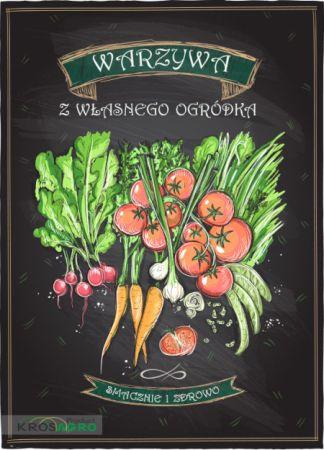 warzywa z wlasnego ogrodka