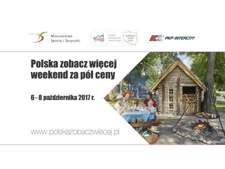 Ślimaki w akcji: - Polska zobacz więcej - weekend za pół ceny!