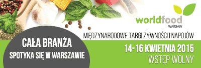 WorldFood Warsaw – zarejestruj się już dziś!