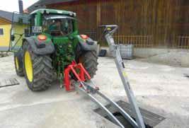 Miksery do gnojowicy bez traktorowe VAKUTEC