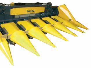 Przystawka do kukurydzy firmy Fantini