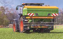 Rozsiewacz nawozu Amazone ZA Ts 4200 Ultra Profis Hydro, AMAZONE WERKE H  DREYER GmbH  Co  KG, Niemcy