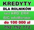 Zdjęcie 2: Kredyty dla rolników bez KRD, ERIF, BIG InfoMonitor – 100 000 zł
