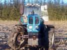 Traktor PRONAR 1221A MTZ 130KM I GRUBER Kongskilde