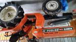 Zdjęcie 3: traktorek z glebogryzrką kubota 1502