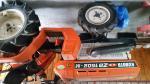 Zdjęcie 4: traktorek z glebogryzrką kubota 1502