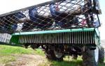 Glebogryzarka z wałem strunowym - rozdrabniacz SB145