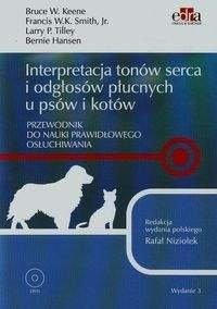 5b3c7d31b37e9 Interpretacja tonow serca i odglosow plucnych u psow i kotow DVD [542] 1200