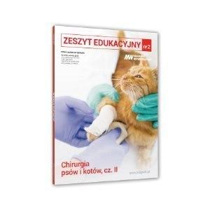 5f06965eca6af Zeszyt edukacyjny MW Chirurgia psow i kotow cz II [1264] 1200